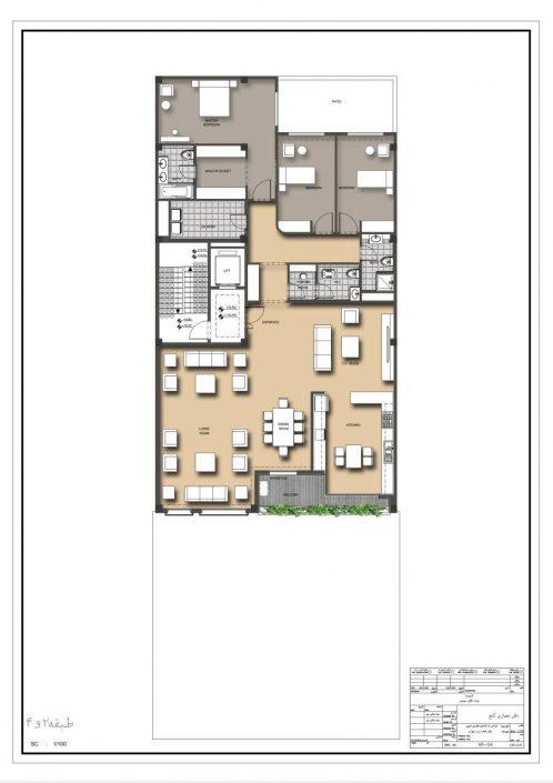 طبقات نمونه ساختمان دستور